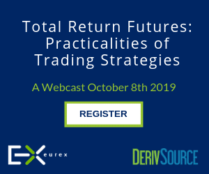 Webinar on Total Return Futures with DerivSource