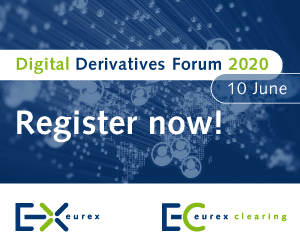 Digital Derivatives Forum Ad - Eurex