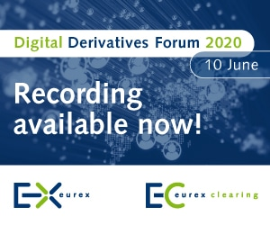 Eurex Digital Derivatives Forum Recording Available